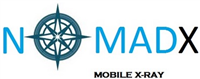 NomadX Mobile Imaging Logo