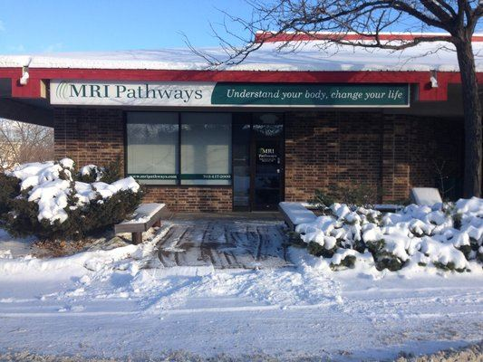MRI Pathways' Storefront