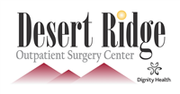 Desert Ridge Outpatient Surgery Center Logo